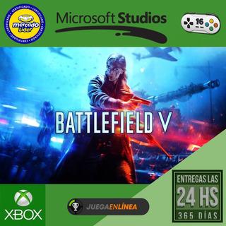 Battlefield V - Xbox One - Modo Local + En Linea