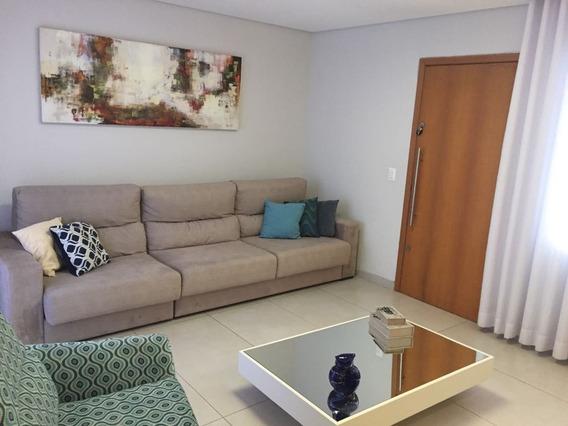 Casa Geminada Com 4 Quartos Para Comprar No Cabral Em Contagem/mg - 1591