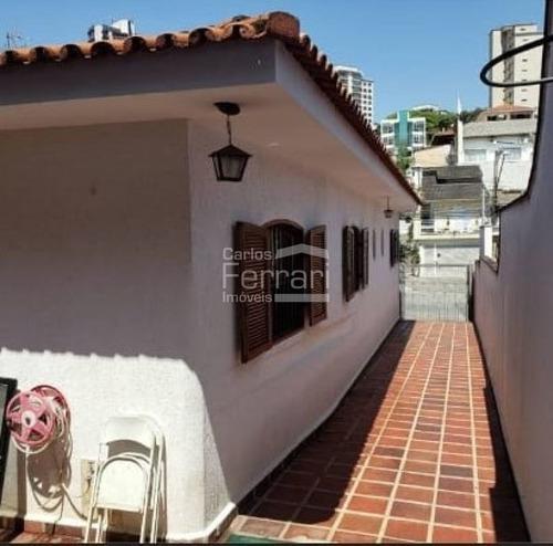 Imagem 1 de 15 de Casa Totalmente Térrea No Jardim França !!! Oportunidade !!! - Cf36438