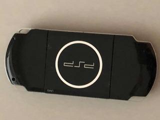 Consola Sony Psp Con Cargador Sin Flashear Original No Permu