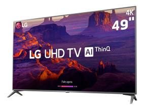 Smart Tv Led 49 Ultra Hd 4k Lg 49uk6310pse Hdr 10 Pro