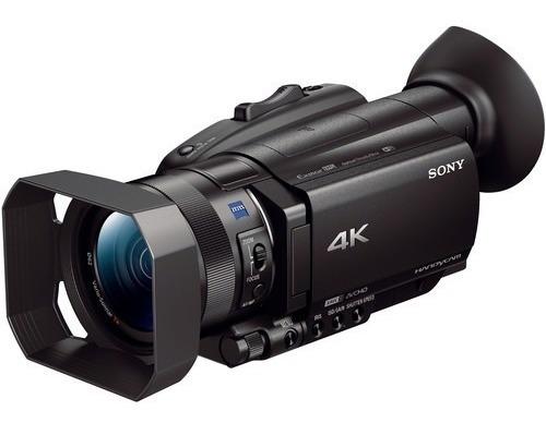 Filmadora Sony Fdr-ax700 4k Ultra Hdr Envio Ja Promo