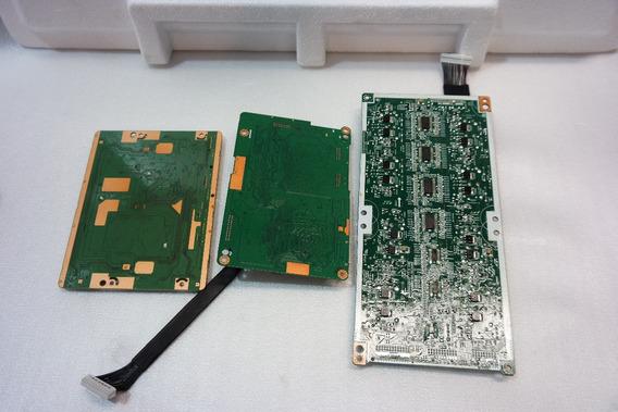 Kit Placas Samsung Un65js9000fxza Completa Conforme Fotos