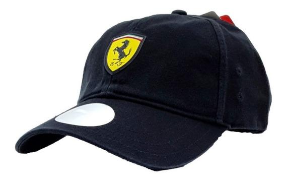 Gorra Puma Scuderia Ferrari Fan Ajustable