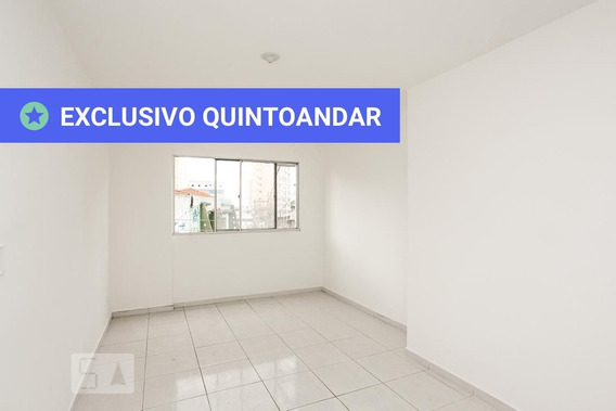 Studio No 2º Andar Com 1 Dormitório - Id: 892952574 - 252574