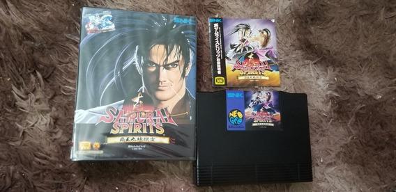 Samurai Shodown 2 Original Japonês Neo Geo Aes