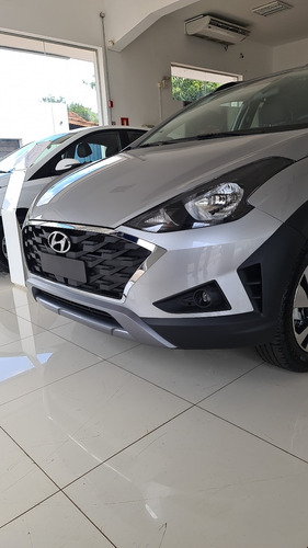 Hyundai Hb20x 1.6 Evolution Flex Aut. 5p