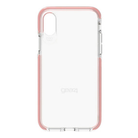 Carcasa Gear4 Picadelly Protective Case iPhone X (rose Gold)