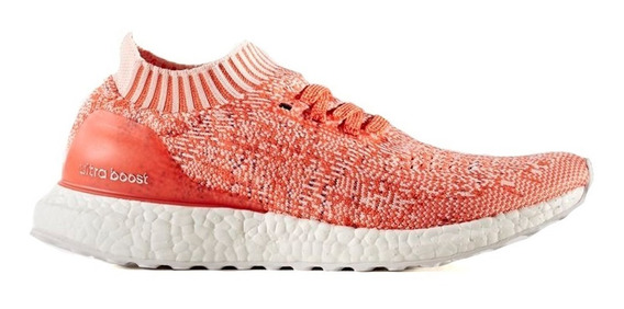 Tenis adidas Mujer Coral Ultra Boost Uncaged W S80782