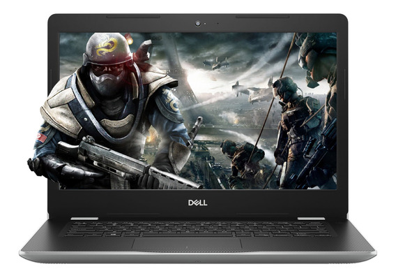 Notebook Dell Intel Core I5 8gb 1tb Gamer Cuotas Sin Interes