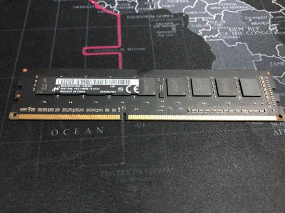 Memória Ddr3 1866 Mhz Mac Pro 2013 Ou Pc