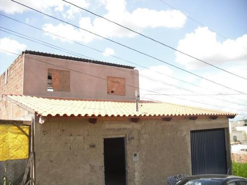 Casa Com 3 Quartos Para Comprar No Gavea 2 Em Vespasiano/mg - 322