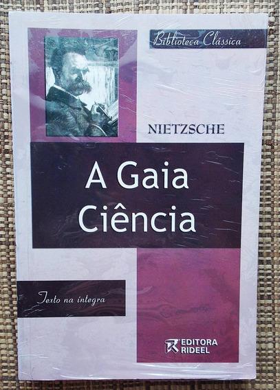Livro A Gaia Ciência - Nietzche