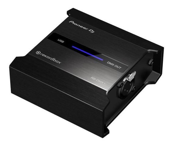 Interface Dmx Pioneer Rb Dmx1 Com Nf E Garantia De 1 Ano