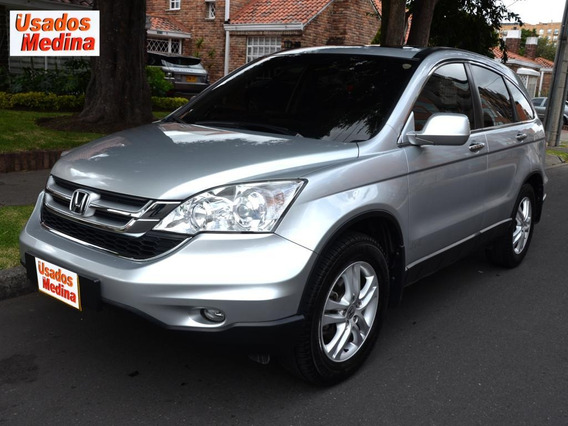Honda Cr-v Exl Aut