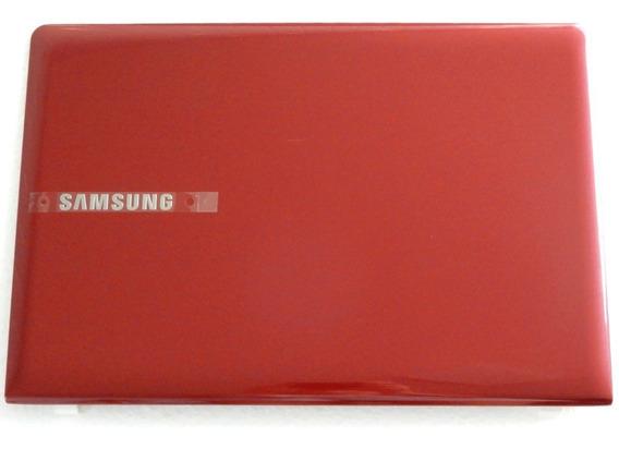 Tampa Samsung Np270e4e Np275e4e 14 Vermelho