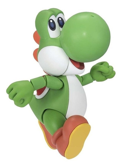 Super Mario Bros Yoshi S.h.figuarts Bandai