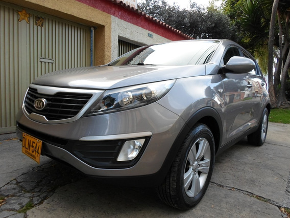 Kia New Sportage Revolution 2013 Secuencial