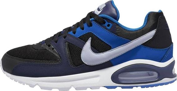 Zapatillas Nike Air Max Command Hombre Originales 629993-048