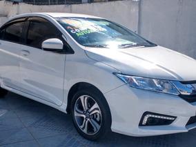 Honda City Lx 1.5 Flex Completo Automático 2016