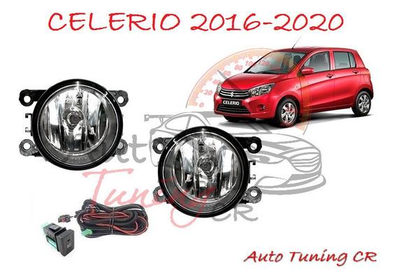 Halogenos Suzuki Celerio 2016-2020