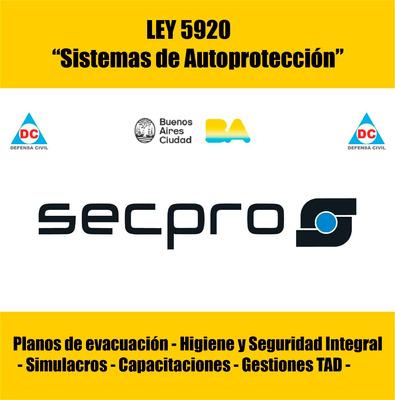 Autoproteccion Ley 5920 - Higiene Y Seguridad