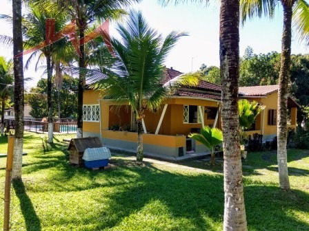 Rural Para Venda, 2 Dormitórios, Agro Brasil - Cachoeiras De Macacu - 498