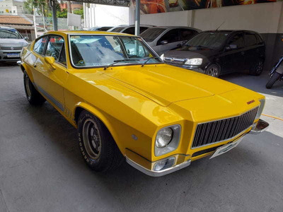 Chevrolet Puma Gtb