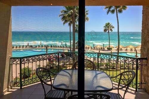 Lujoso Estilo De Vida Frente A La Playa O Su Inversión Ideal