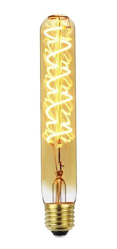 Lámpara Led Vintage Tipo T28 4 Watts 28x185 Mm - Luz Cálida