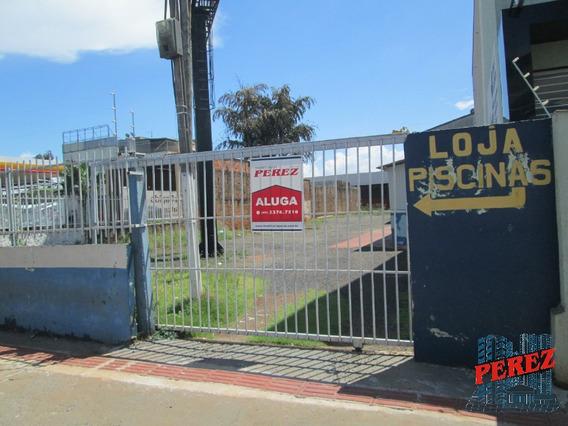 Terrenos Para Alugar - 02081.002
