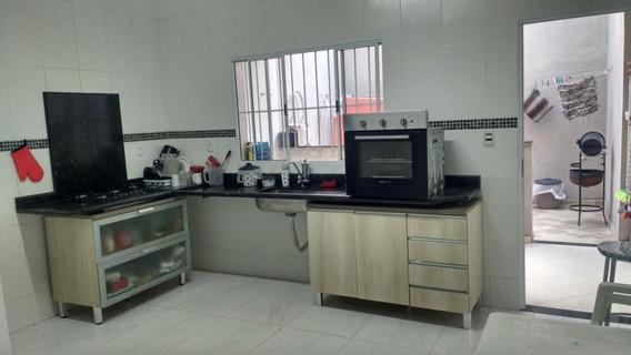 Sobrado Com 3 Dormitórios À Venda, 176 M² Por R$ 450.000 - Vila São João - Caçapava/sp - So0191