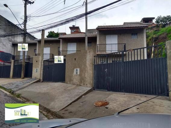 Casa Com 2 Dormitórios À Venda, 60 M² Por R$ 230.000 - Jardim Luciana - Franco Da Rocha/sp - Ca0353