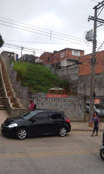 Terreno Residencial À Venda, Parque Santos Dumont, Guarulhos. - Te0022