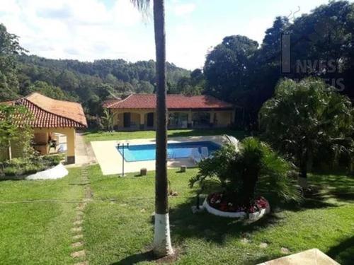 Imagem 1 de 2 de Cod - 5861 - Chácara Em São Roque - 5861