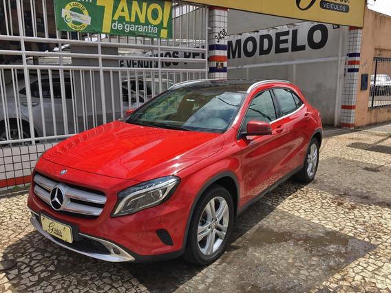 Mercedes-benz Classe Gla 1.6 Enduro Turbo Flex 5p 2016