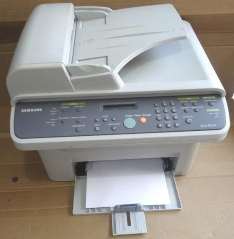 Impressora Multi Função Laser Samsung Scx 4521f Scx-4521f