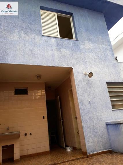 Casa A Venda No Bairro Casa Verde Em São Paulo - Sp. - P0132-1