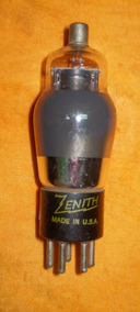Válvula Eletrônica Antiga Tipo 38.- 165 -