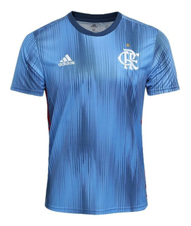 Camisa Do Flamengo Iii adidas 2018 - S/nº - 100% Original