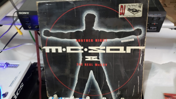 M.c. Sar & The Real Mccoy - Another Night