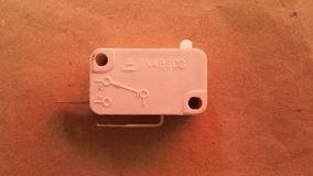 Chave Micro Swicth P/ Microondas 2 Terminais 10 Peças