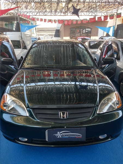 Honda - Civic Sedan Ex-at 1.7 16v 4p 2003