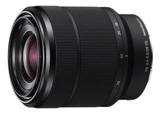 Lente Sony Sel2870 Montura E Apertura F3.55.6 Zoom 28-70 Mm
