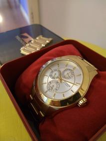 Relógio Feminino Dourado Technos