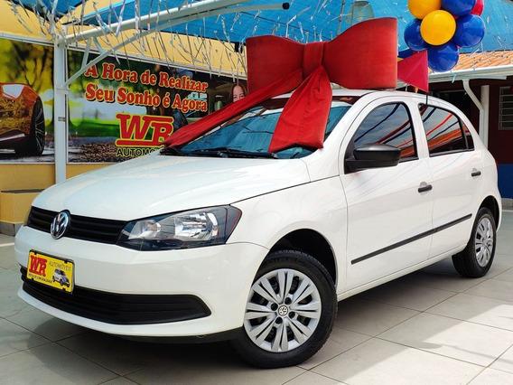 Volkswagen Gol G6 Special 1.0 Flex 4p