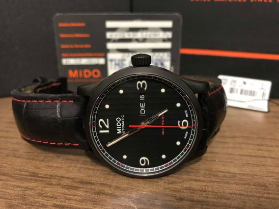 Mido Multifort Automatic Day Date Black M005.430.37.050.00
