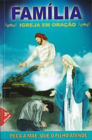 Livro Família Igreja Em Oração 3ª Edição
