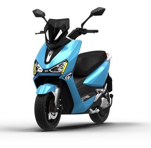 Imagem 1 de 10 de Scooter Moto Elétrica Voltz Ev1 Sport Azul Turton 1 Bateria