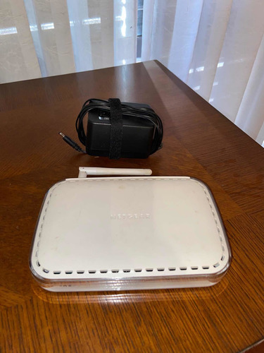 Wireless Inhalambrico Netgear Wg602 V4 C/transfo